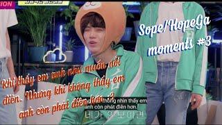 Sope/hopega Moments #3  Đôi Lời Muốn Gửi đến Hoseokie Yêu Dấu | Mâm Taetae