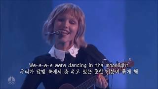 [ 가사 해석 ] 그레이스 반더월 (Grace Vanderwaal) - Moonlight | 밍뭉 자막 채널 가사 해석 ☪︎