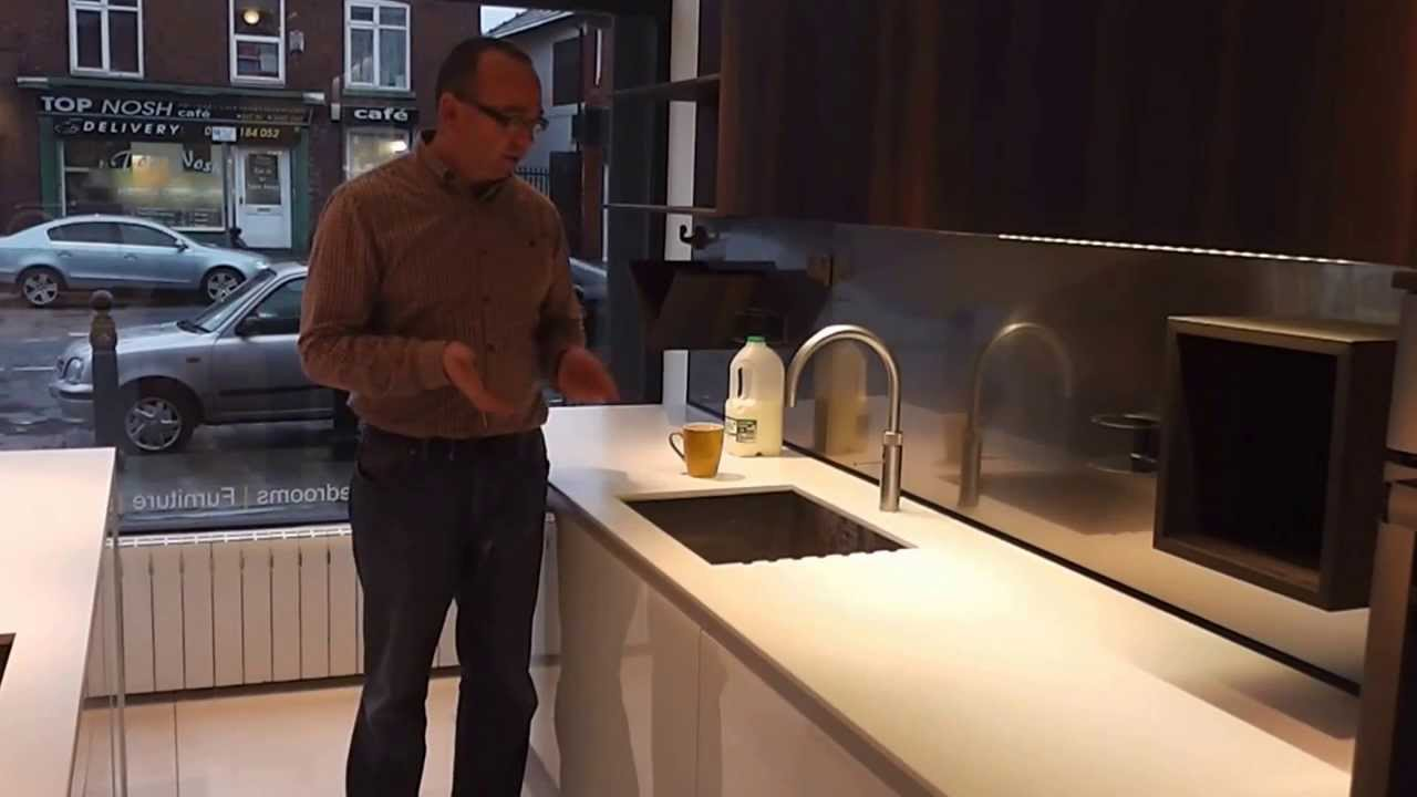 Quooker Tap Price >> Quooker Fusion Round Constant Hot Water Tap Demonstration