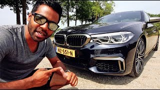 DRIVING the BMW M550i xDrive | Power, Daily & Sports Driving, Looks and Sound