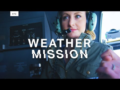 Our (slightly doomed) flight to an atmospheric river