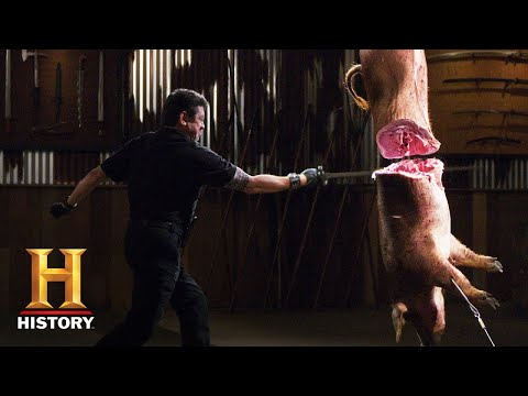 Forged In Fire: Charlemagne's Joyeuse Sword CONQUERS The Final Round (Season 7) | History