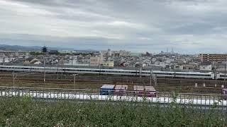 京都鉄道博物館 屋上3