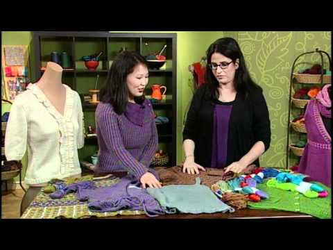 How To Knit With Cotton, From Knitting Daily TV Epsiode 608, Sponsored By Tahki Stacy Charles