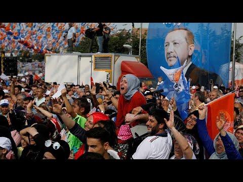 euronews (deutsch): Schafft Erdogan die 50%? Herausforderer Ince will TV-Duell