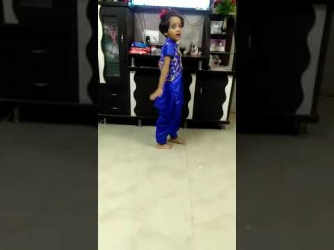 5 Years Old Kid ¦ Dance On- Bol Tere Mitthe Mitthe (must Watch)