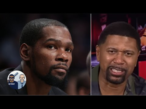 Jalen is mad that Kevin Durant keeps taking shots at Russell Westbrook   Jalen & Jacoby