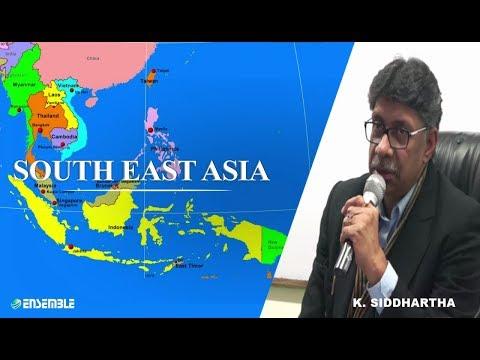 Southeast  Asia | Geography Through Maps| K_Siddhartha | Ensemble_IAS_Academy