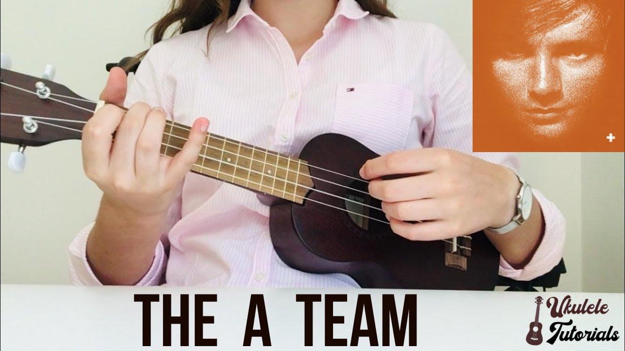 Ed Sheeran - The A Team (EASY Ukulele Tutorial)