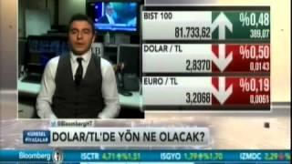 ALB Forex Araştırma Uzmanı Rıdvan Baştürk DOLAR/TL Beklentiler - Bloomberg HT