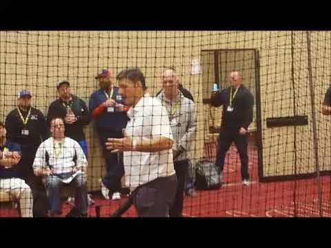 Alan Cockrell, Yankee Hitting Coach, at Be the Best