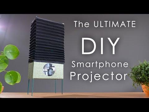 Cómo convertir el móvil en un proyector