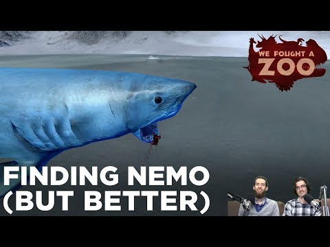 Making 'Finding Nemo' Better in BEAST BATTLE SIMULATOR — We Fought a Zoo, Episode 4