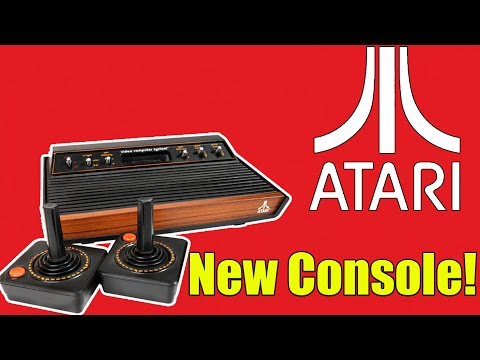 So...Atari Is Supposedly Making A REAL Game Console. Um, OK? #ATARIBOX
