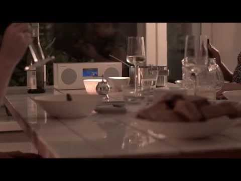 Tivoli Audio in the Home - Music System Three Dinner Party