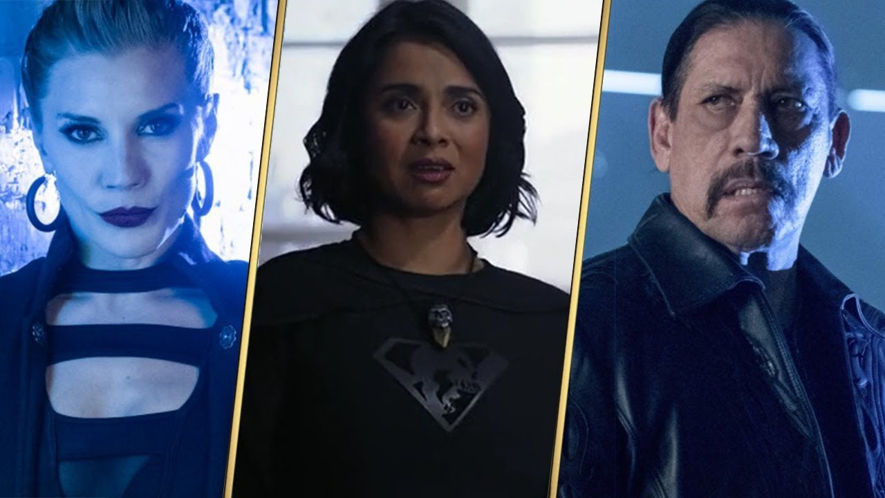Top 10 Worst New Arrowverse Characters #1