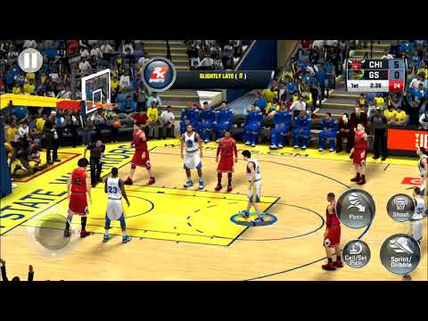 NBA 2K18 iOS / Android Gameplay