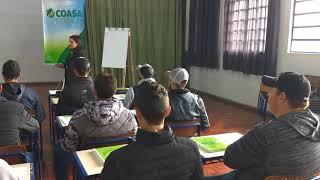Projeto Jovens Sucessores e a Cooperativa (Naiana Melo - COASA)