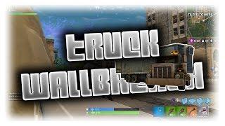 NEW INSANE Walk-In Wallbreach Inside Truck GOD MODE - Fortnite Glitches
