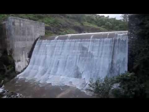 NAGEWADI DAM WATER FALL (WAI, MAHARASTRA)