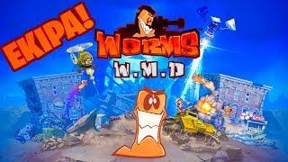 EKIPA W WORMS W.M.D - WRACAMY! | Vertez, Swiatek, Michimi