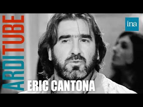 "Eric Cantona ""j'ai une Rolls au garage depuis 92"" - Archive INA"