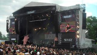 The Blackout - We're Going to Hell... So Bring the Sunblock at Download 2010