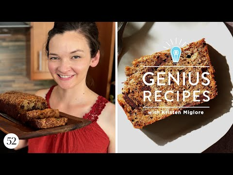 Kristen's Flawless Family Banana Bread | Genius Recipes