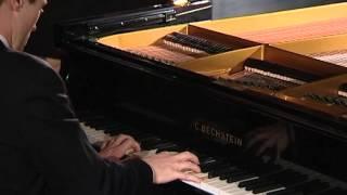 Frans Douwe Slot plays Liszt Sposalizio from Années de Pèlerinage - Italie