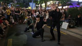 JHKTV] 홍대유나이트 강레오hong dae k-pop dance unite&kang leo Shine(빛나리)