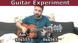 Do This Guitar Experiment With Me (And Don't Skip to the Ending!)