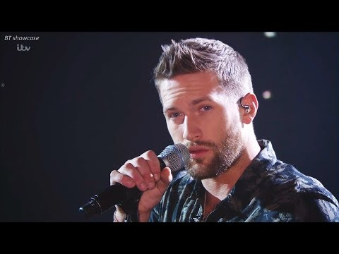 Matt Linnen sings gritty Scars to Your Beautiful &Comments X Factor 2017 Live Show Week 1 Sunday