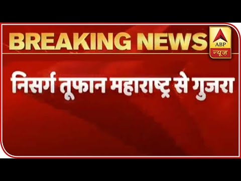 cyclone-nisarga-crosses-maharashtra,-en-route-to-gujarat-|-abp-news