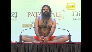 Yog Shivir: Swami Ramdev   Patanjali Yogpeeth, Haridwar   02 Jun 2017 (Part 2)