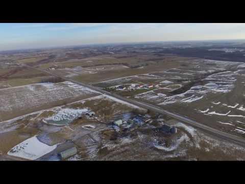 Stump Farms - Lancaster, MO (Drone Flight)