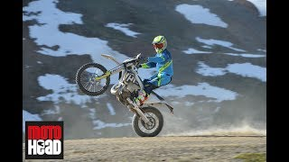 Does fuel injection really improve the 2018 Husqvarna enduro bikes?