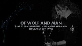 Metallica: Of Wolf and Man (Nuremberg, Germany - November 29, 1992)