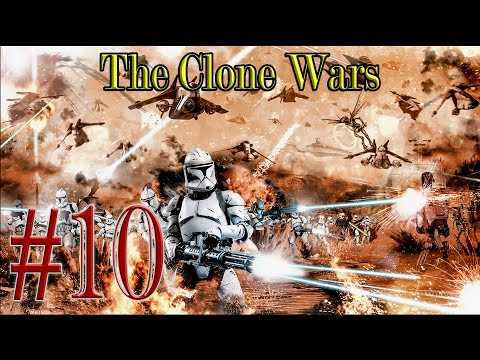 SW: The Clone Wars (Republic) #10- It is time