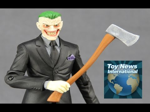 "DC Comics Designer Series Greg Capullo 7"" End Game Joker Figure Review"