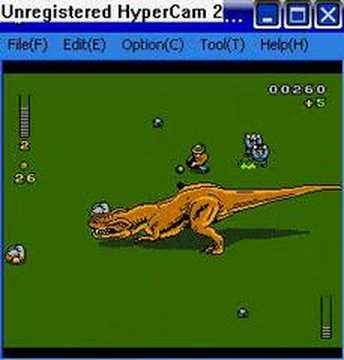 Jurassic Park (NES video game) Jurassic Park NES Final Boss wsound YouTube