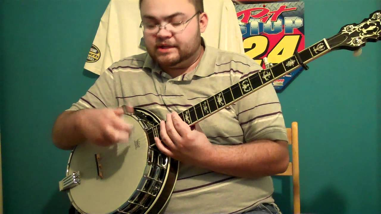 My Fender FB-58 Banjo!