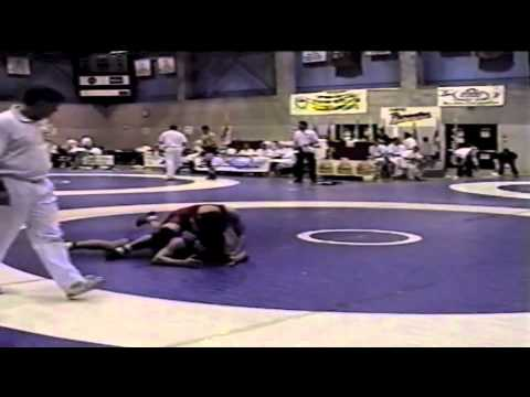 2000 Junior National Championships: 62 kg Unknown vs. Tara Hedican