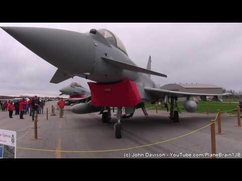 Aero 150 - 2017 Gatineau Airshow - Statics & Arrivals