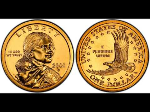 2000 P Cheerios Sacagawea Dollar - Most Valuable Coin
