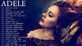 Adele Best Collection 2020   Adele Greatest Hits