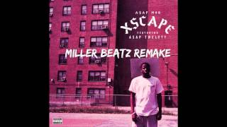 A$AP Mob - Xscape Instrumental (Miller Beatz REMAKE)