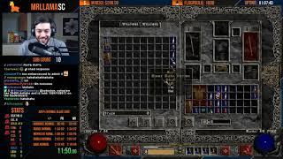 The Hardcore Blaze Sorceress Speedrun Attempts