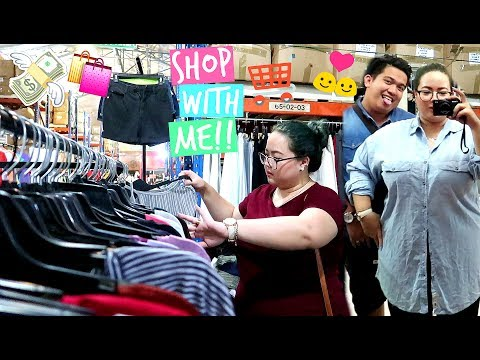 Saan Makakabili Ng Murang Plus Size Cothes Shopping With Me Again Phillineinavlogs