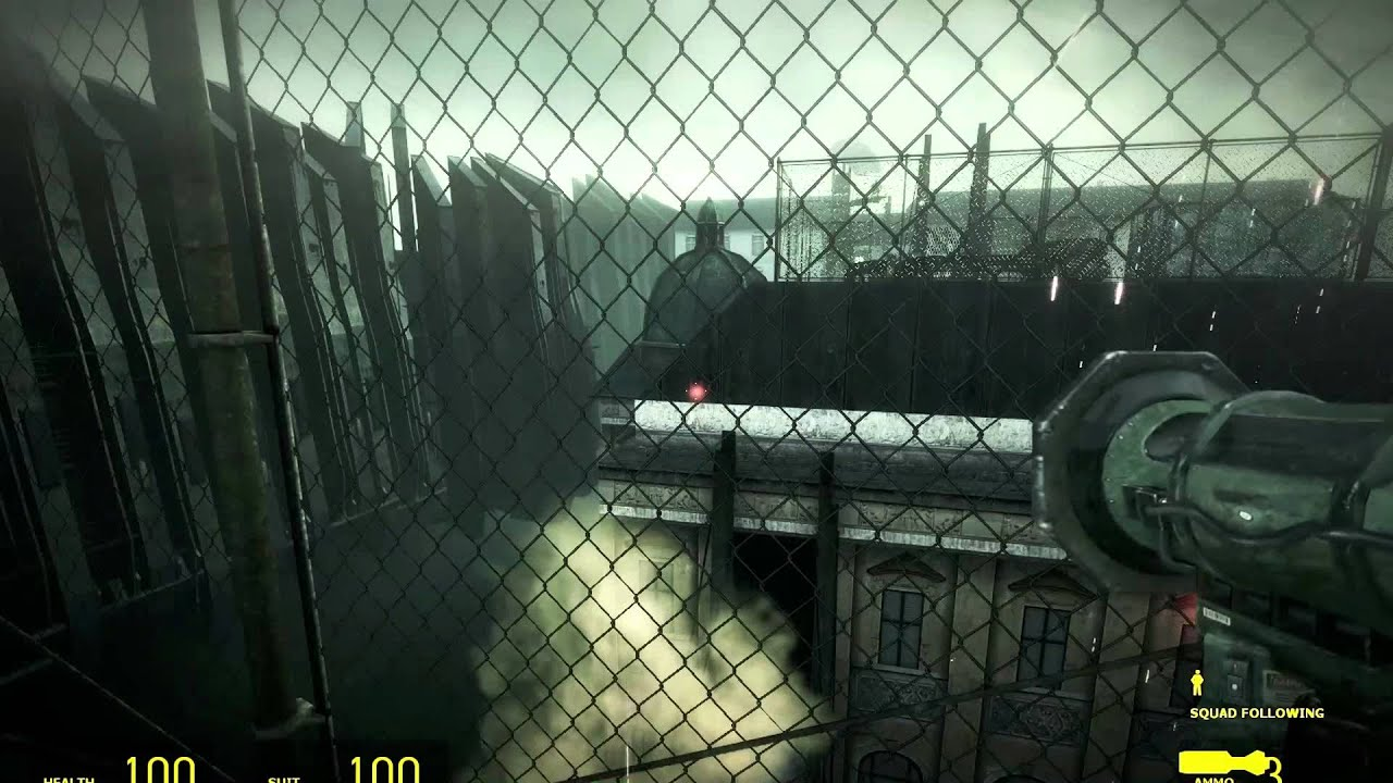Half-Life 2 - Cinematic Mod 11.35 | HD | Gameplay - YouTube