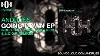 HOH09 Andruss Going Down Original Mix Preview